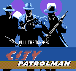 City Patrolman