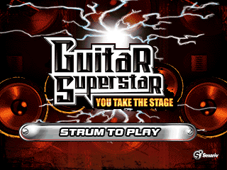 Guitar Super Star You Take The Stage