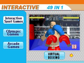 Interactive TV Games 49-in-1