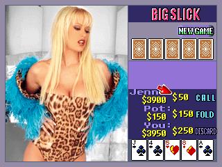 Jenna Jameson's Strip Poker