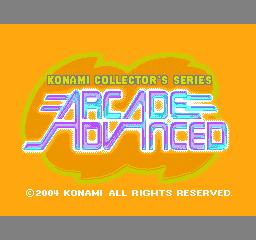 Konami Arcade Advance