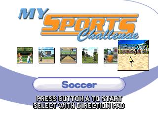 My Sports Challenge QVC