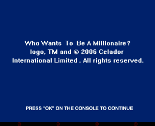 Play Vision Millionaire
