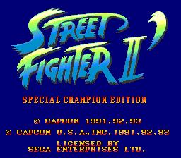 Radica Street Fighter 2