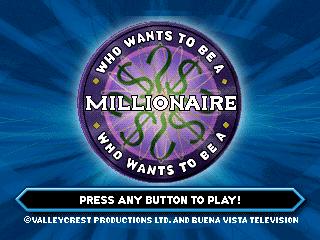 Senario Millionaire