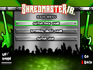 Shredmaster Jr.