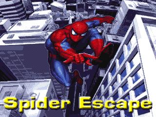Spider-Man Air Jet
