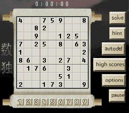 Sudoku Plug & Play TV Game 3-in-1