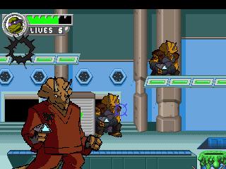 Teenage Mutant Ninja Turtles Mutant and Monster Mayhem