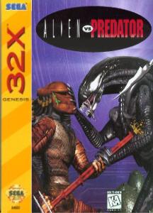 Alien VS Predator (Sega 32X) - Undumped