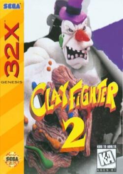 C2: Judgment Clay (Sega 32X) - Undumped